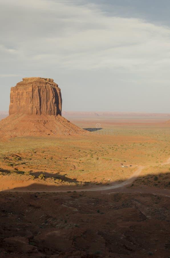 Valle del monumento nell'Utah fotografie stock