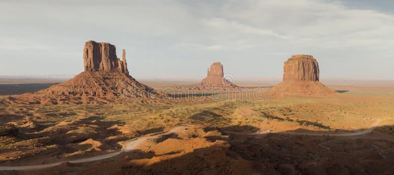 Valle del monumento nell'Utah fotografia stock