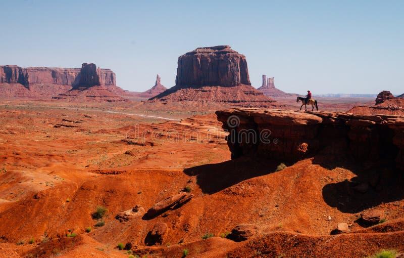 Valle del monumento, Utah Selvaggi West Stati Uniti fotografie stock