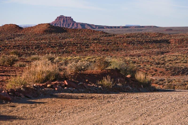 Valle del paisaje de dioses fotografía de archivo libre de regalías