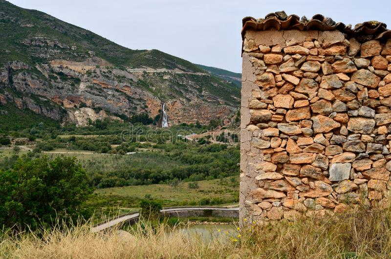 Valle del Turia royalty-vrije stock foto's