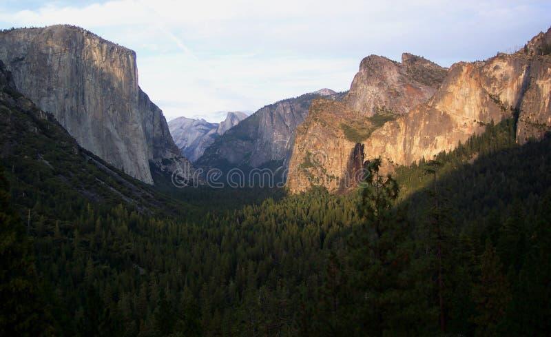 Valle Del Yosemite Immagine Stock