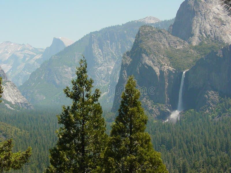 Valle Del Yosemite Fotografie Stock Libere da Diritti