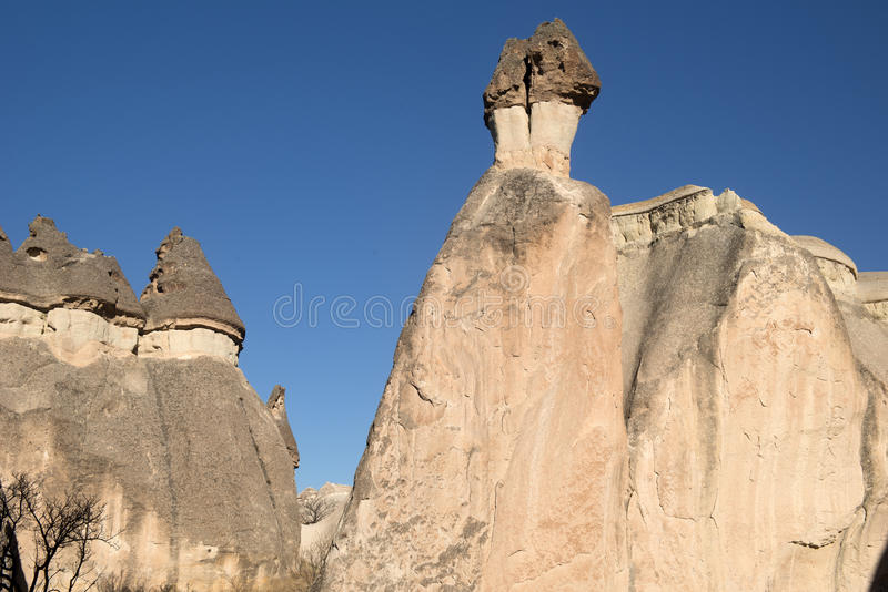 Valle di amore, regione di Goreme, Turchia immagini stock libere da diritti