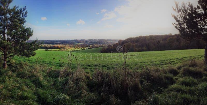Valle di Hughenden, High Wycombe fotografia stock libera da diritti