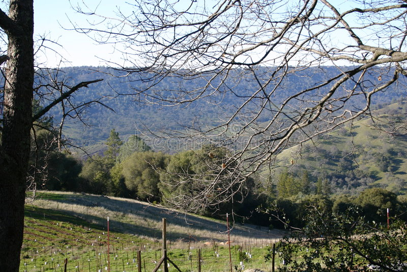 Valle di Shenandoah fotografie stock libere da diritti
