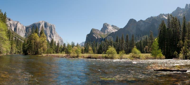 Download Valle Di Yosemite, California Immagine Stock - Immagine di panorama, granito: 30826139