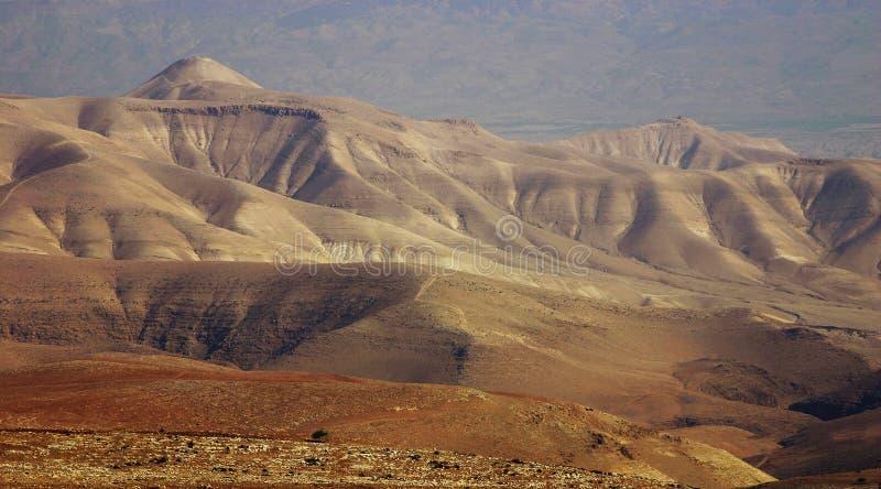 Valle giordana, 4 immagine stock