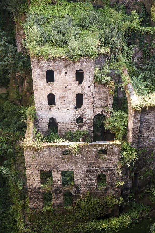 Vallei van de molens royalty-vrije stock fotografie