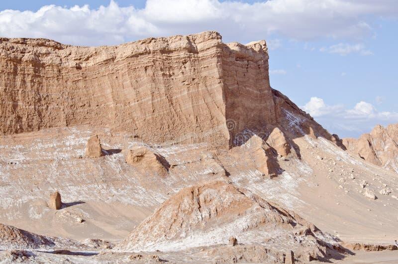 Vallei van de Woestijn van Atacama van de Maan Chili #5 royalty-vrije stock foto