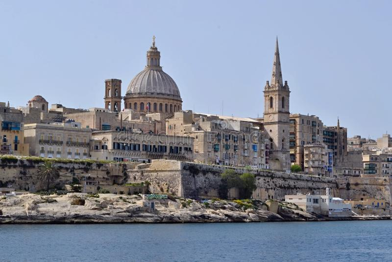 Valletta, μεγάλο λιμάνι, Μάλτα