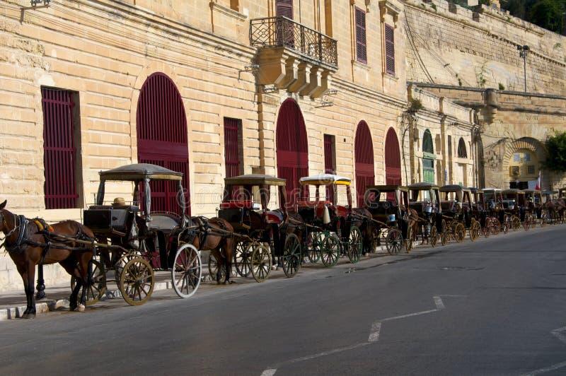 Valletta foto de stock