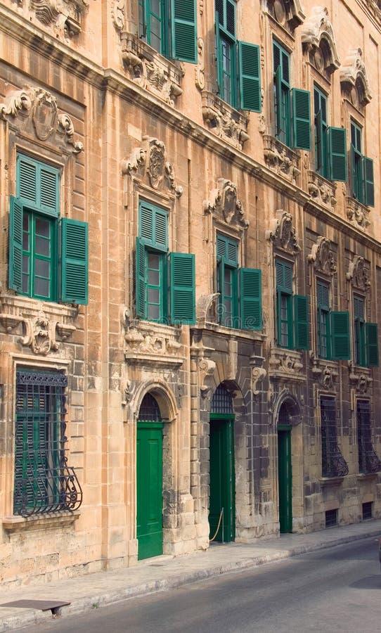 Valletta fotos de archivo