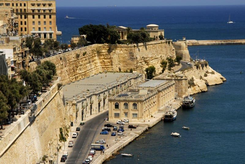Valletta immagini stock libere da diritti