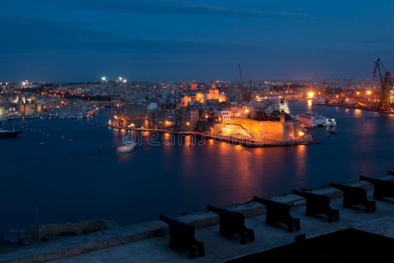 Valletta royaltyfria foton