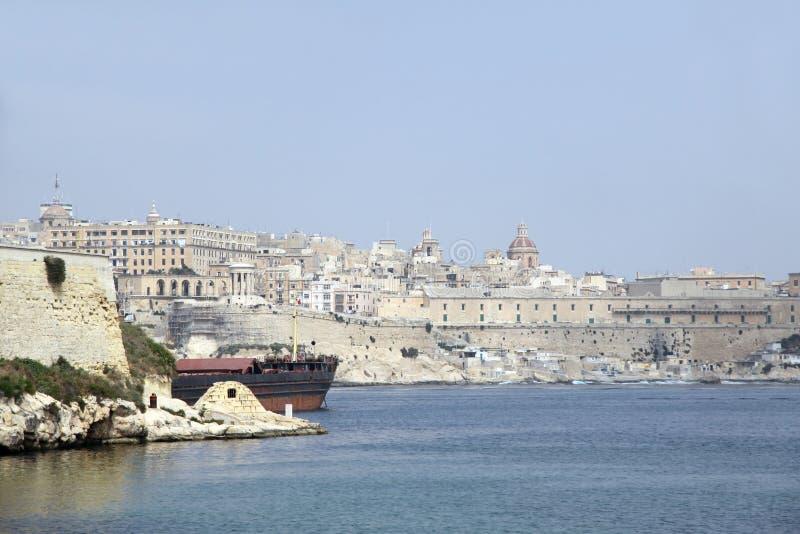 Valletta royalty free stock image