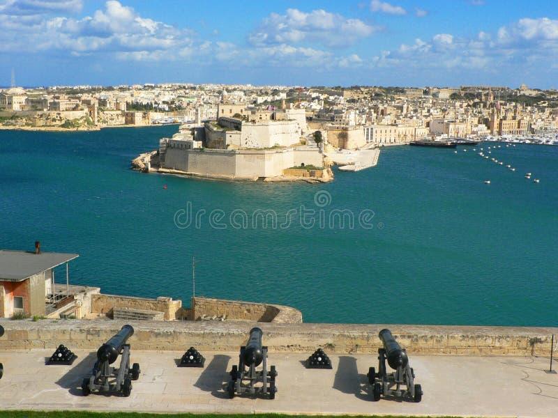 Valletta, Malta fotografia stock libera da diritti