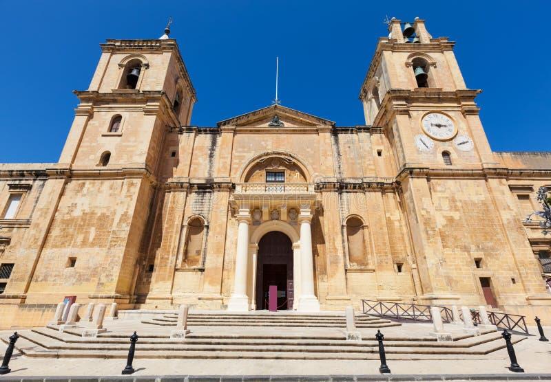 Valletta, Malta fotos de stock royalty free