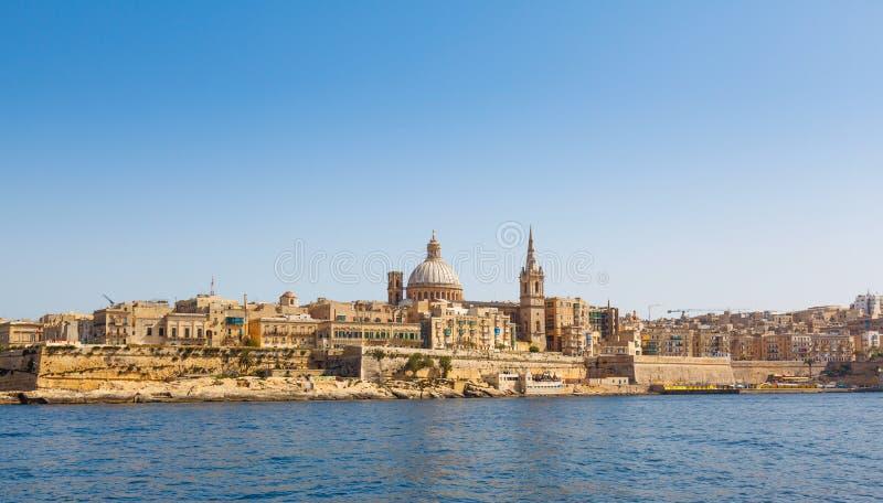 Valletta Malta 2013 lizenzfreies stockbild
