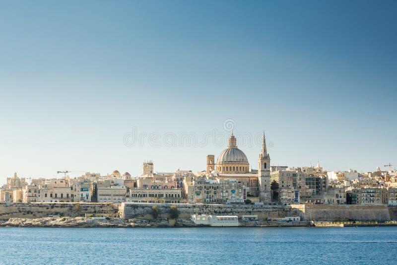 Valletta, Malta lizenzfreies stockfoto