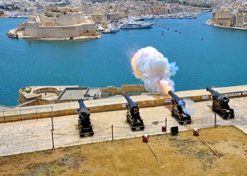 Valletta, Malta lizenzfreie stockfotos