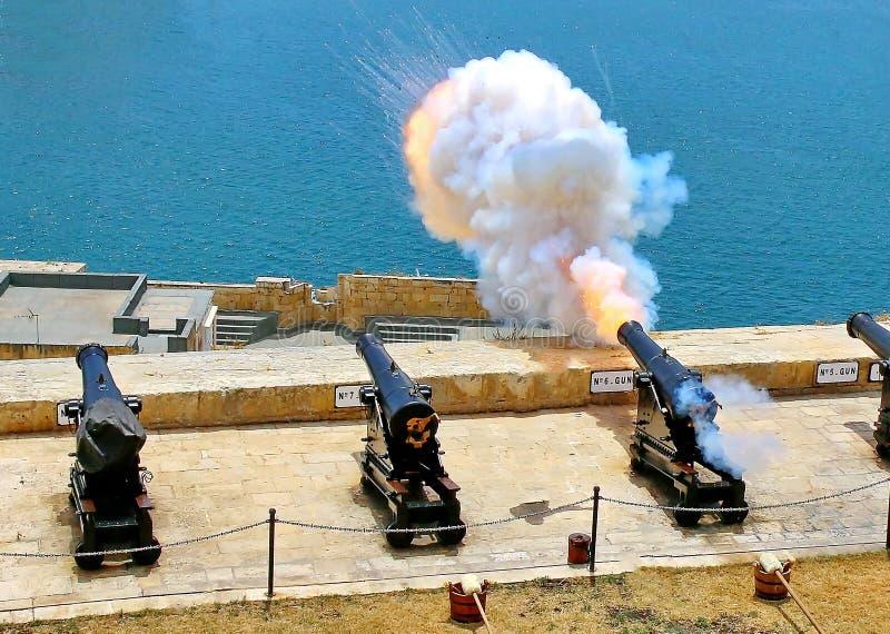 Valletta, Malta lizenzfreies stockbild