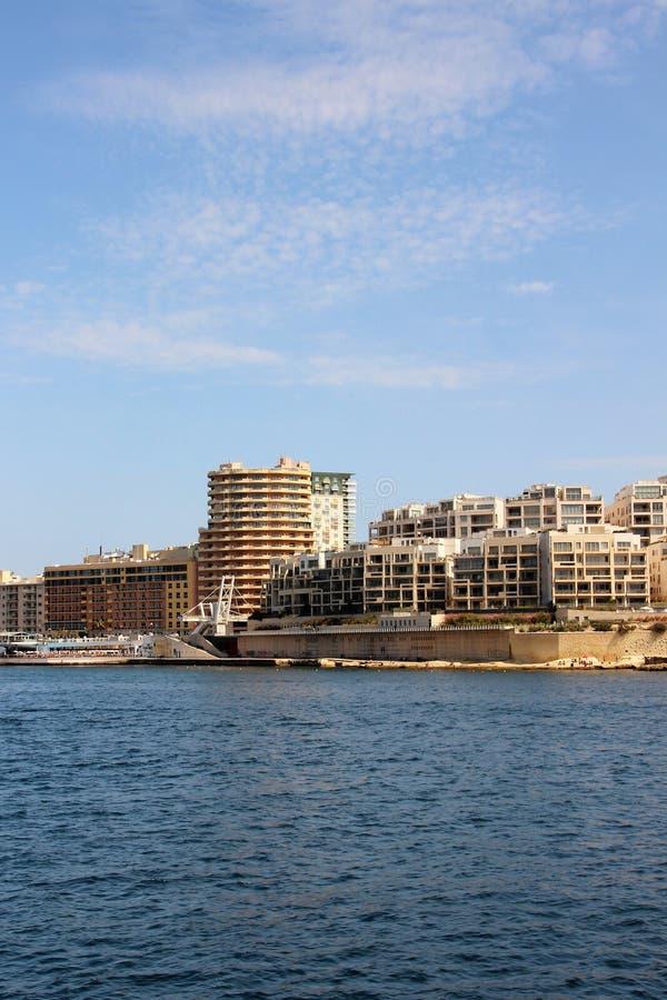 Valletta, Malta, im Juli 2014  stockfotografie