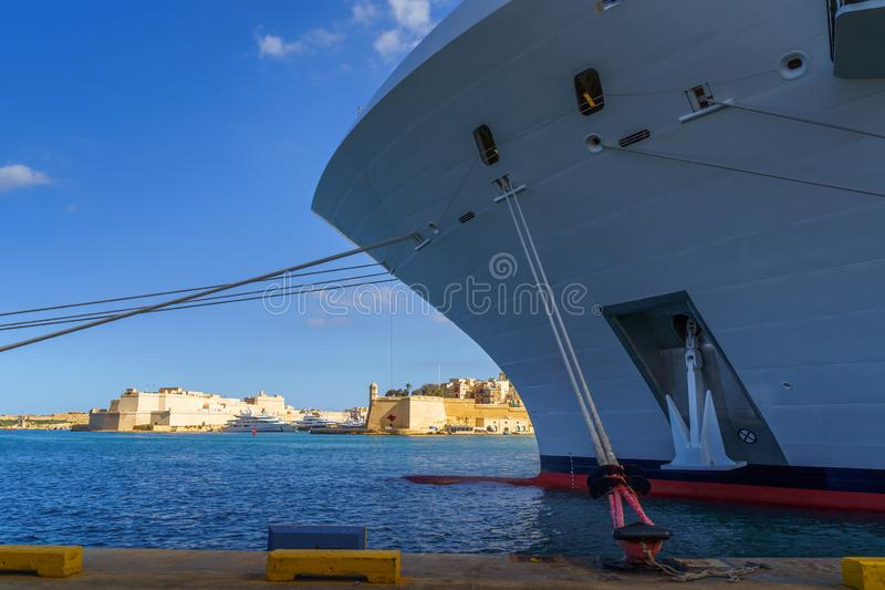 MSC Seaside cruise ship editorial image. Image of ship ...
