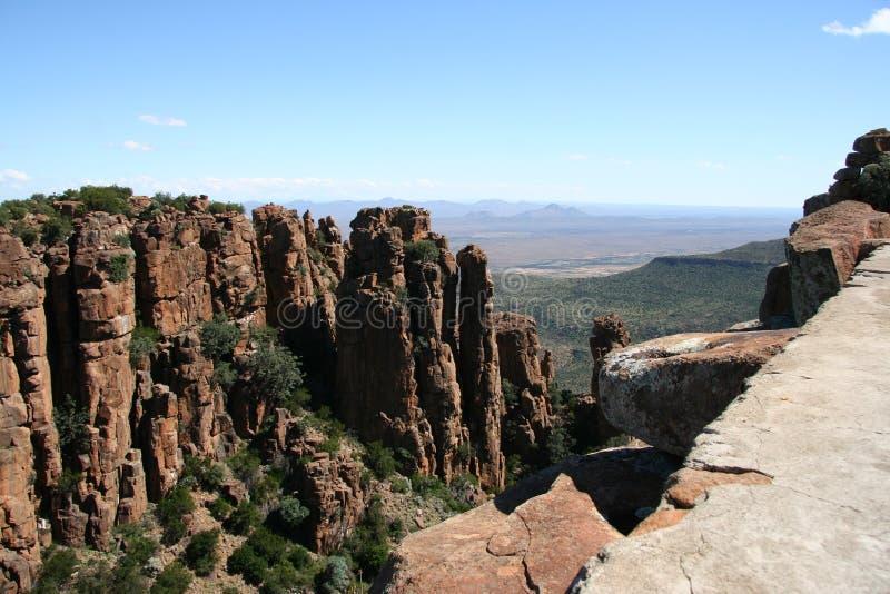 Download Valley of Desolation stock image. Image of safari, travel - 842489
