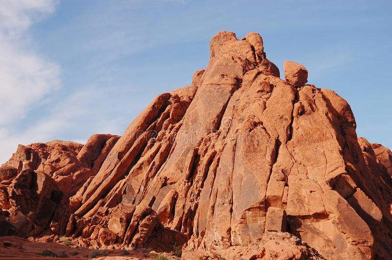 Download Valley of Fire stock photo. Image of protectorate, erosion - 25870950