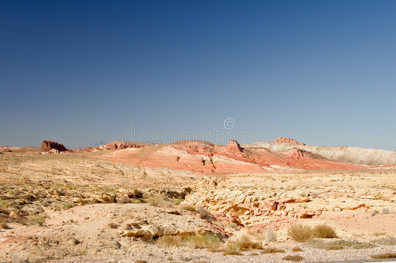 Download Valley Of Fire Landscape Royalty Free Stock Photo - Image: 6905095
