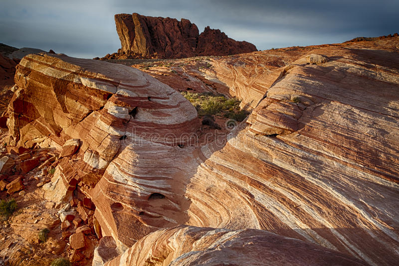 Valley of Fire State Park royalty free stock image