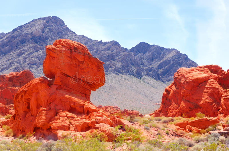 Download Valley of fire stock image. Image of beautiful, state - 43499293