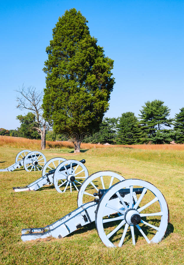 Valley Forge National Historical Park. Revolutionary War Valley Washington royalty free stock photography