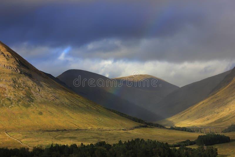 Download Valley Glen Coe, Scotland stock image. Image of glen - 36206523