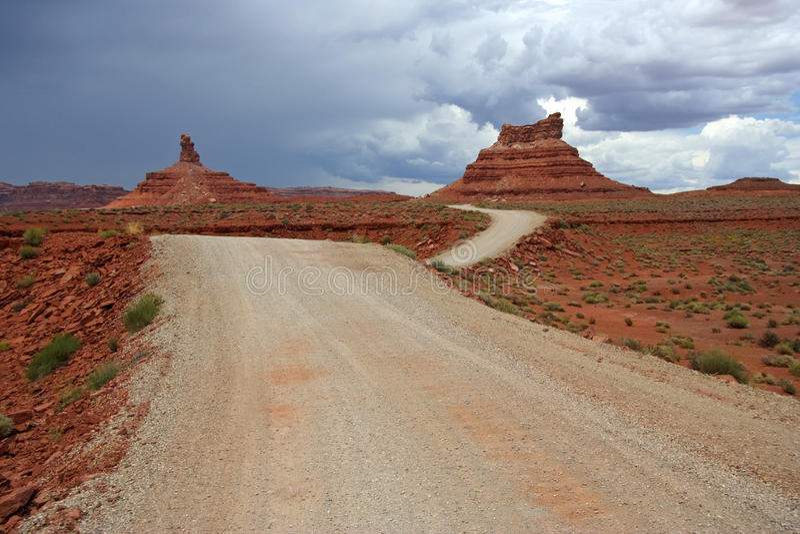 Valley of the Gods Auto Tour