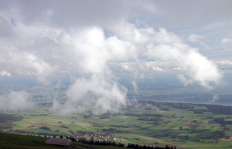 Download Valley View 2 stock image. Image of europe, mountains - 1415413