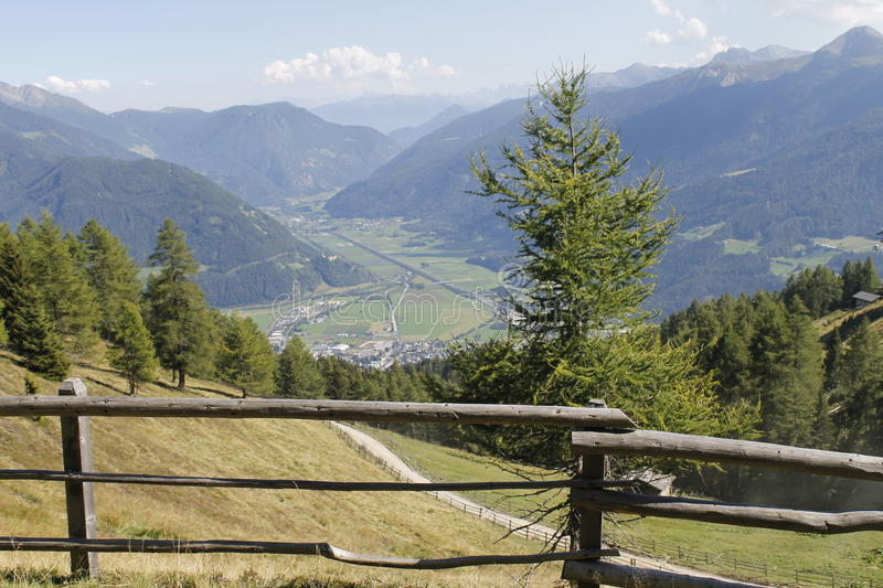 Download Valley stock photo. Image of trees, tourism, trentino - 83713950