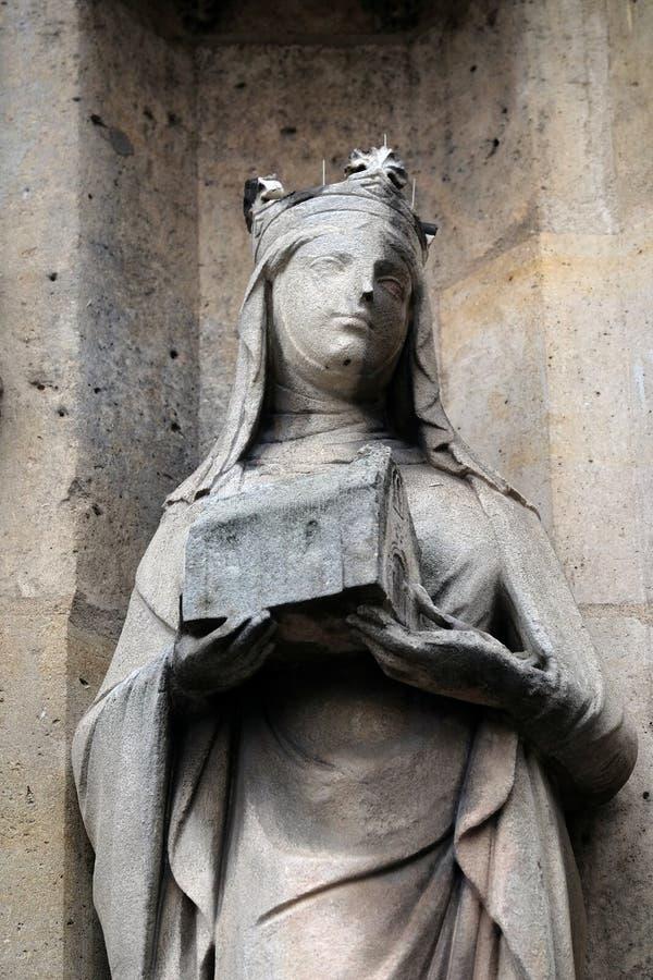 Valois的圣徒霍安 免版税库存照片