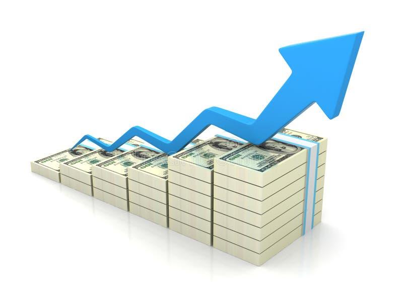 Download Valor De Disminución Del Dólar Stock de ilustración - Ilustración de muestra, ahorros: 44850065