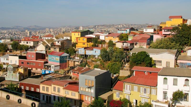 valparaiso της Χιλής στοκ εικόνες