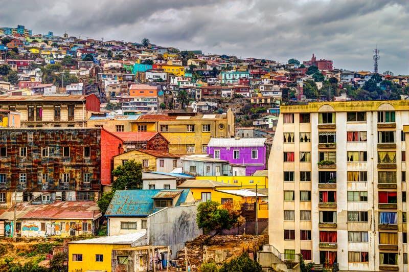 Valparaiso, Χιλή στοκ φωτογραφίες