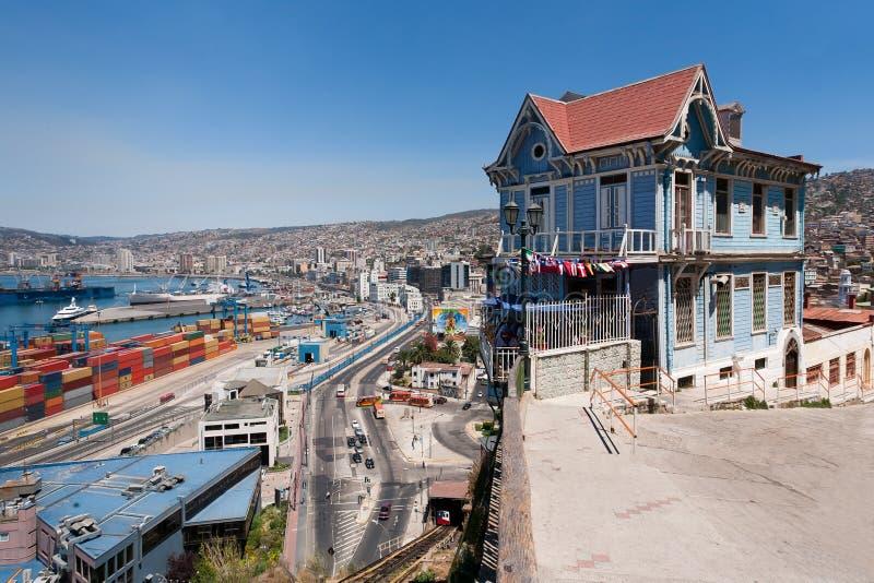 Valparaiso royalty free stock photo