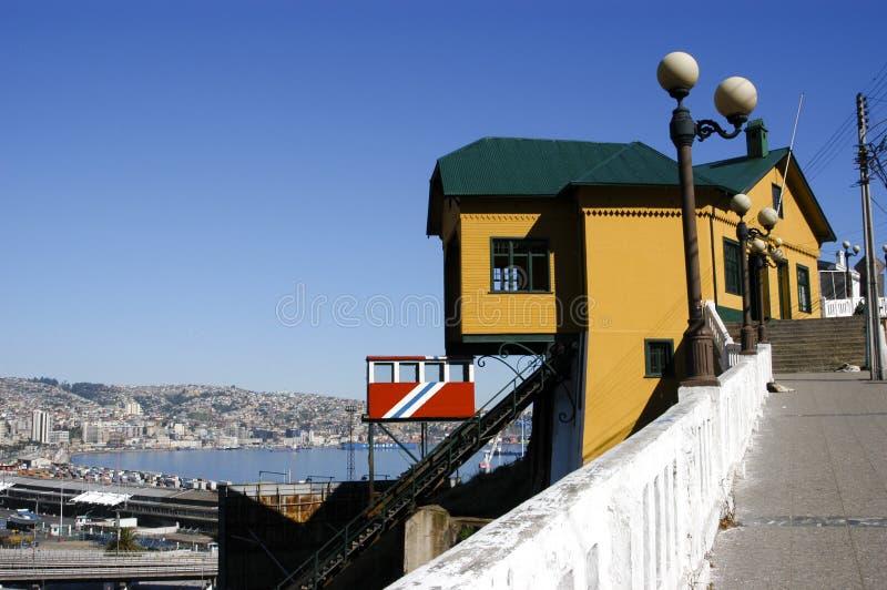 Valparaiso στοκ εικόνα