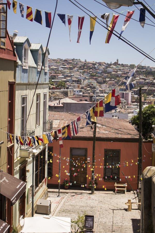 valparaiso στοκ φωτογραφία με δικαίωμα ελεύθερης χρήσης