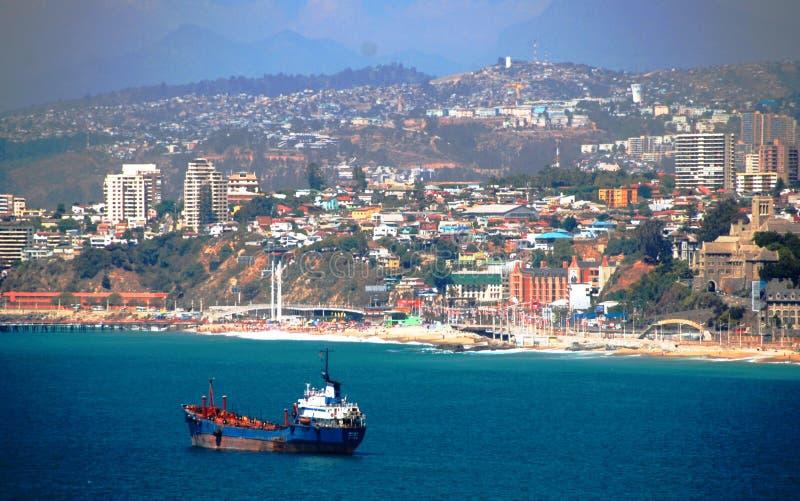 Valparaiso, Chile imagen de archivo