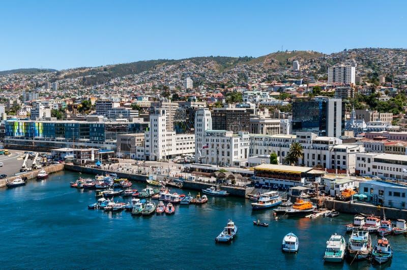 Valparaiso, Chile foto de archivo