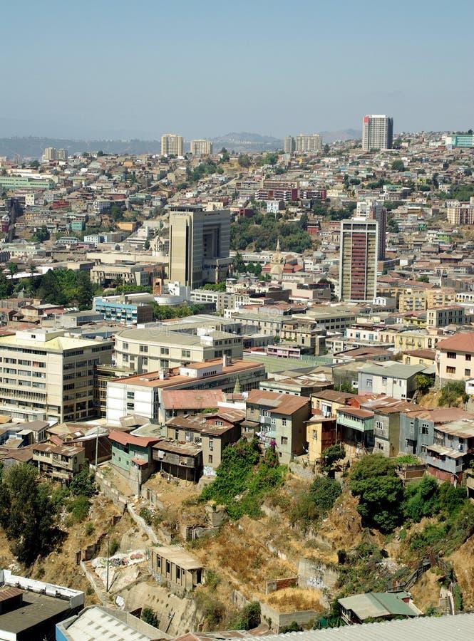 Valparaiso, Chile imagenes de archivo