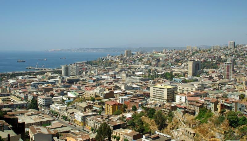 Valparaiso, Cile immagini stock