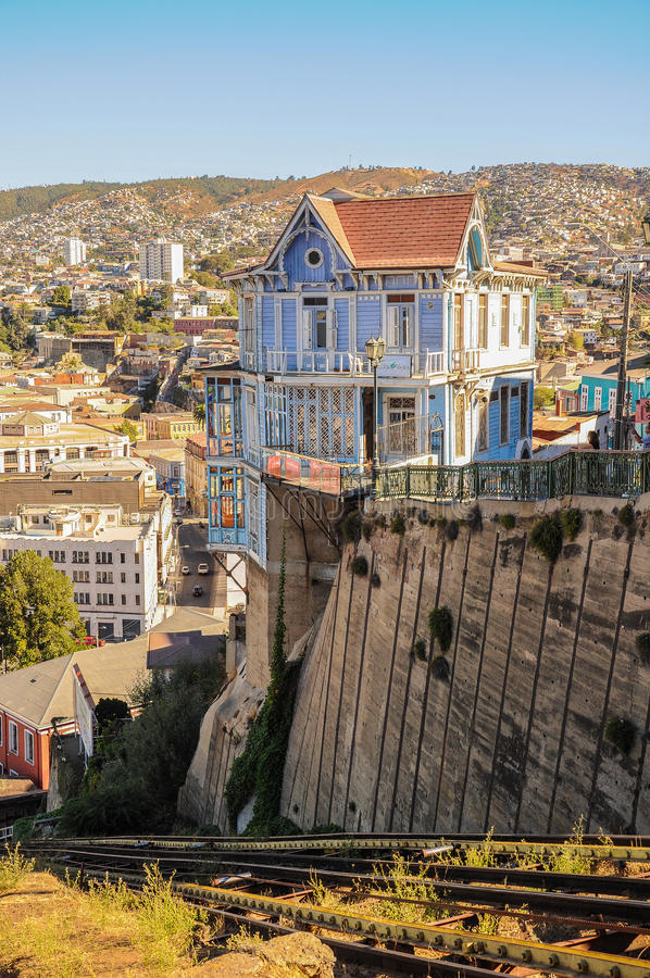 Valparaiso royalty free stock images